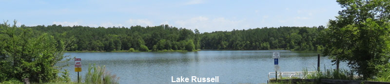Lake Russell Georgia RV Park